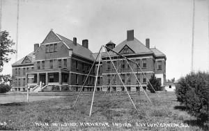 Canton Asylum, Main Building P6