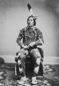 Little Thunder, Yankton Dakota (1887) courtesy of http://www.firstpeople.us/