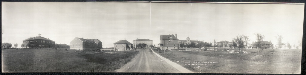 Flandrea School, courtesy Library of Congress