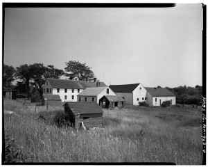 Lombard Farm Poorhouse, Barnstable MA, courtesy Library of Congress