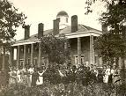 Cherokee National Female Seminary (1851-1887) Tahlequah