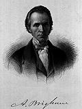 Amariah Brigham, courtesy National Library of Medicine