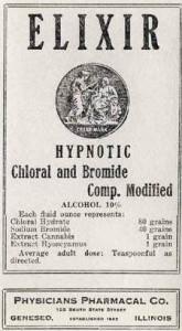 Bromide Advertisement