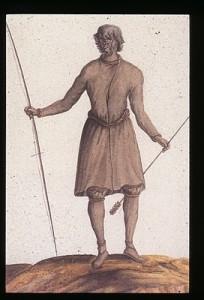 Renard (Fox) an Indian Slave, circa 1732