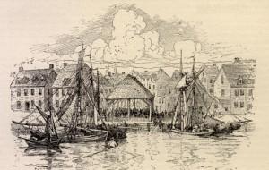 Colonial Slave Market