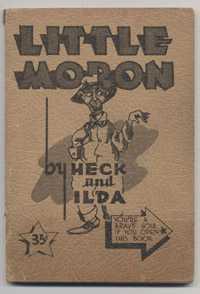 Little Moron Comic, 1940s