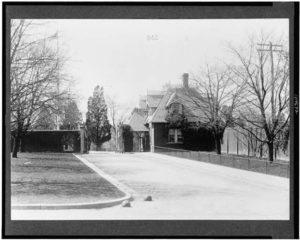 St. Elizabeths, circa 1909, courtesy Library of Congress