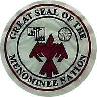 Seal of Menominee Nations