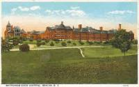 Matteawan State Hospital, NY, 1896