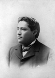 Dr. Carlos Montazuma, Apache (1880-1900?), courtesy Library of Congress