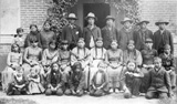 Native American Children (1880-1910?), courtesy Library of Congress