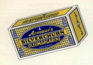 Early Oleomargarine