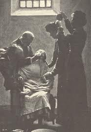 Force-feeding a Suffragette