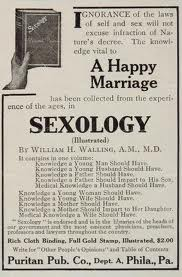 Walling's Book, Sexology