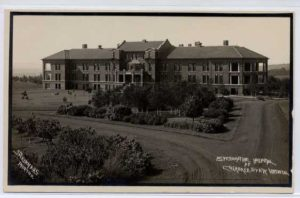 Cherokee State Hospital for the Insane