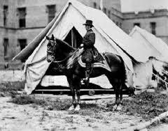 General Joe Hooker, Matthew Brady photo