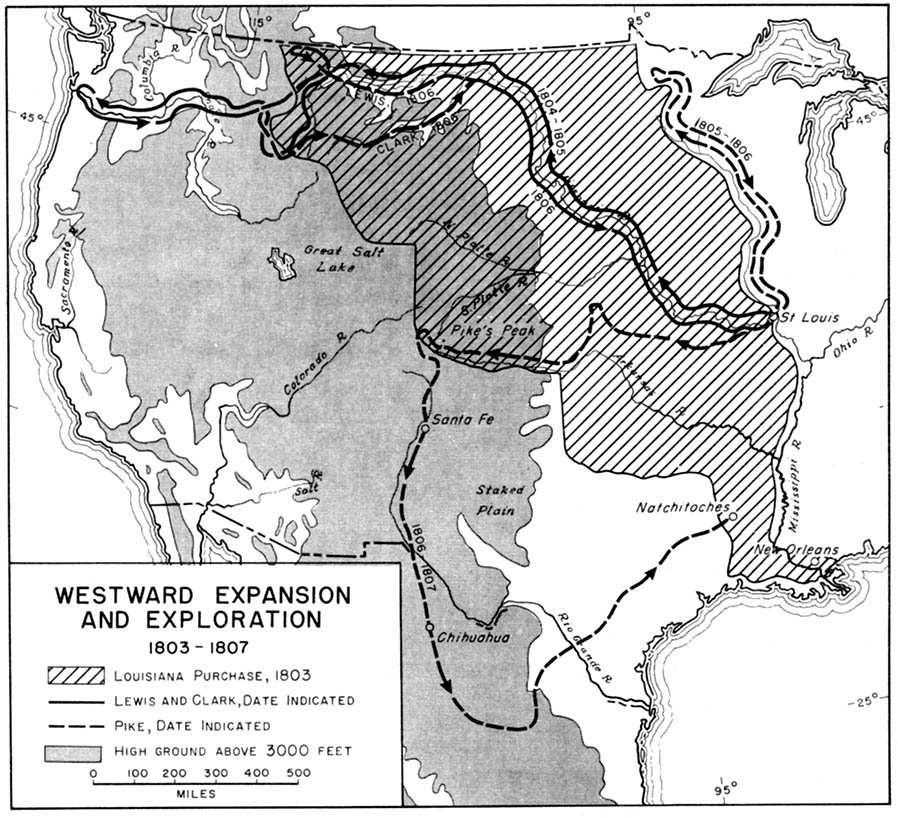 an analysis of the movement of the frontier of the united states of america Westward movement: westward movement, the populating (by europeans) of the land within the continental boundaries of the mainland united states, a process that began shortly after the first.