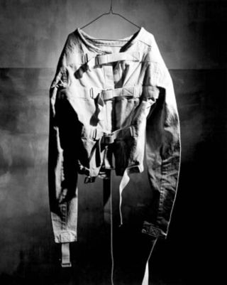 Straight Jacket Insane Asylum - Coat Nj