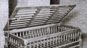 Utica Crib, Another Restraining Mechanism