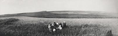 Family on South Dakota Prairie