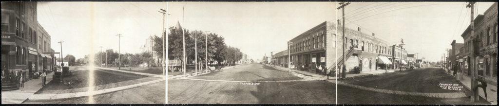 Canton, SD, 1907, courtesy Library of Congress