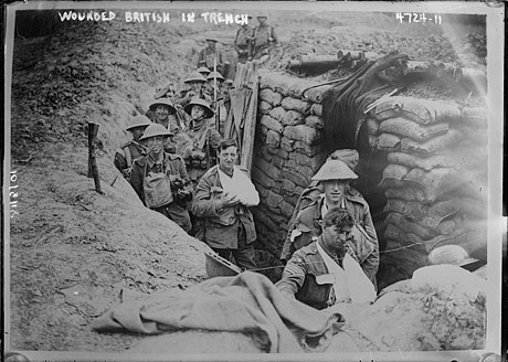 trench life and the condition of Life in the trenches animation 2 interactive trench explore the trench scene and click on different objects to find out more about them this content uses functionality that is not supported by your current browser consider upgrading your.