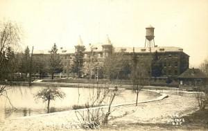 Eloise Insane Asylum in Detroit, 1911