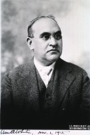Dr. William A. White, Superintendent at St. Elizabeths, courtesy National Institutes of Health