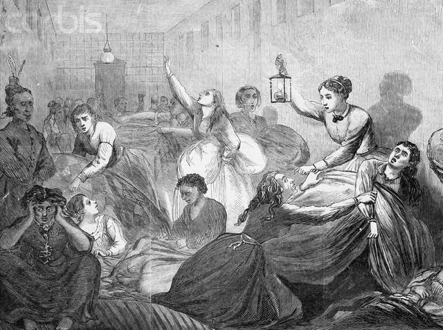 Blackwell Island S Women S Lunatic Asylum
