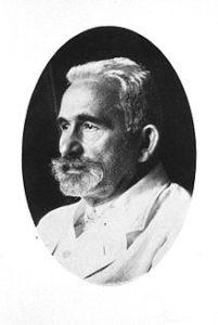 Emil Kraepelin, circa 1920, a Modern Alienist Who Identified Schizophrenia
