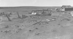 A South Dakota Farm During the Depression