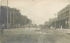 5th Street, looking east, Canton, S.D., 1907