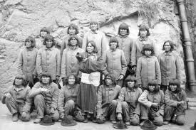 Hopi Indians on Alcatraz Island, courtesy nps
