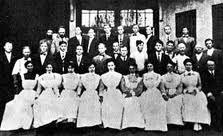 Staff of Arizona State Asylum, 1914