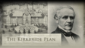 An Industrious Asylum Superintendent, Thomas Kirkbride