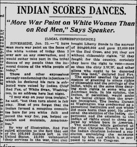 Another Viewpoint on Dancing, 1920