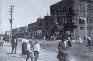 Scene From Yankton, SD, circa 1903