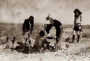 Navajo Shaman Ceremony