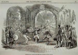 A Twelfth Night Party at Hanwell Lunatic Asylum