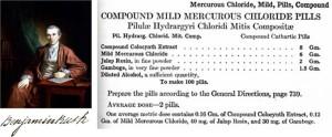 Benjamin Rush's Bilious Pills