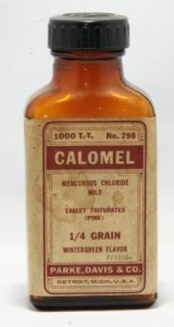 Calomel Preparation, Flavored