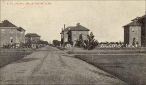 Epileptic Asylum in Abilene, Texas